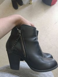 Steve madden booties Vancouver, V6A 3X7