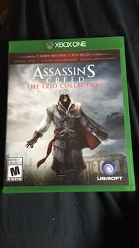 Xbox One Assassin's Creed The Ezio Collection case London, N5Y 1V1