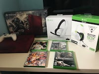 Xbox one gears of war 2 limited edition 2 TB