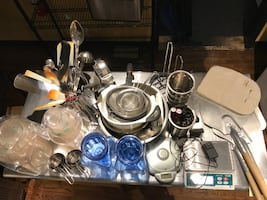 Kitchenware Lot - Assorted Items