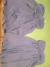 Formal dresses brand new size medium and large 15$ each tags still attached Lloydminster (Part), T9V 2S2