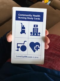 LevelUpRN Community Health Nursing Flashcards