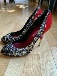 Betsey Johnson pumps, size 7.5 Sherwood Park, T8B 1L7