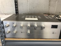 TOA Amplifiers and Denon MP3 Player Baltimore, 21222