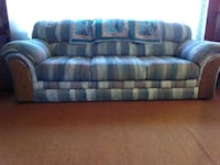 vintage 70s couch in mint shape stored in cool dar Guilford, 06437
