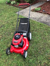 Used Troy Bilt Lawn Mower With A Honda Engine For Sale In