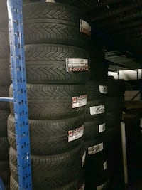 ALL SEASON TIRES BRAND NEW ALL SIZES AVAILABLE