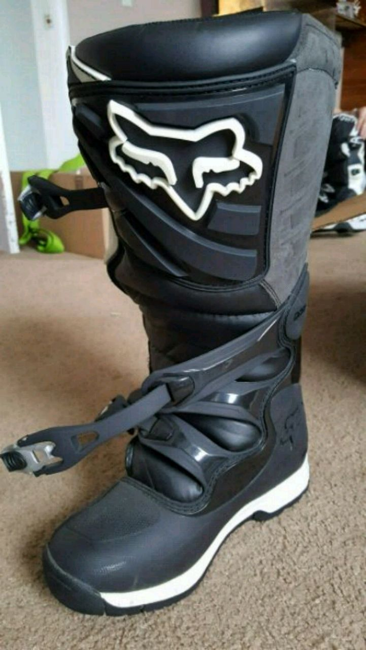 Photo Fox Racing Comp 5 boots