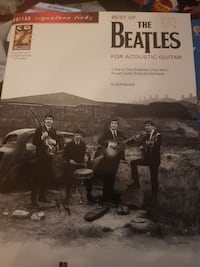 The Beatles acoustic guitar by Wolf Marshall De Winton, T0L 0X0