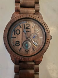 Wewood all wood watch Houston, 77009