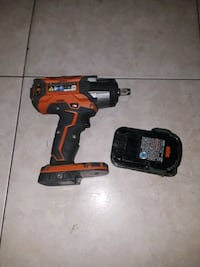 18-Volt OCTANE Lithium-Ion Cordless Brushless 4-Mode Compact Impact Wr