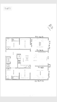 APT For rent 2BR 2BA Washington