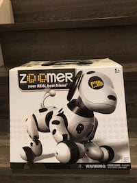 Brand new in box Zoomer robot Vaughan, L6A 4H3
