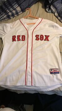 Authentic Red Sox Jersey Pedroia