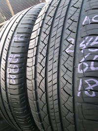 245/60-18  tires  Springfield, 22153
