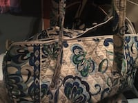 white and blue floral tote bag Lafayette, 70506
