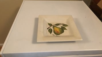 Fruit served plate new