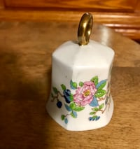 Antique Bell (Ainsley)  Bone China Barrie
