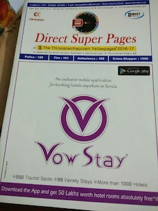 Vow stay poster
