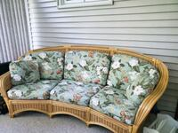 Rattan couch Dartmouth, 02747