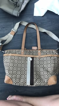 Authentic coach bag Toronto, M9B 3B2