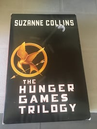 The Hunger Games by Suzanne Collins book St Albert, T8N 5W3
