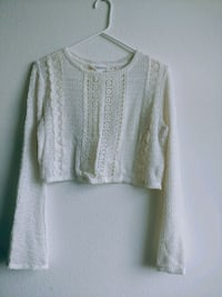 Off white knitted sweater Small Miami, 33136