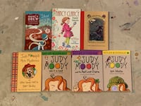 Lot of Kid's Chapter Books (see description)