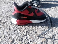 Red and Black  Nike Air  Maxes Knoxville