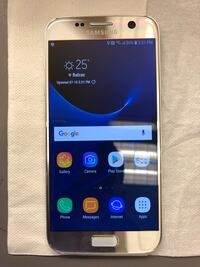 Samsung S7 32 GB MINT CONDITION Rocky View No. 44, T1Z 0A9
