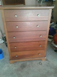 Bedroom furniture Chest of drawers, nightstand and Social Circle, 30025