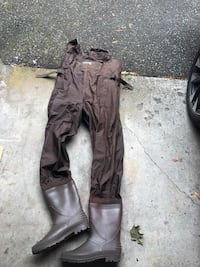 Mint condition hip wader