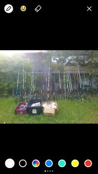 Massive fishing collection Lugoff, 29078