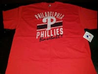 Brand New Phillies XXL Shirt Colton, 92324