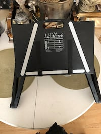 Adjustable Portable Table for Laptops & Tablets