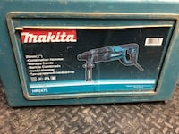 black and blue Makita angle grinder box Harpers Ferry, 25425