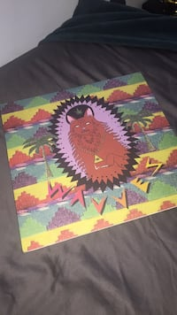 Wavves King of the Beach Vinyl Tallahassee, 32312
