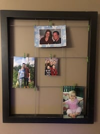 PIER ONE PHOTO COLLAGE FRAME