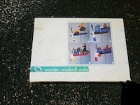 Wooden windmill stake duck brand new in box  Toms River, 08753