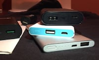 Power Banks With USB Cables. $15 Each. Robbinsdale