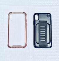 2 iPhone X cases $5 total