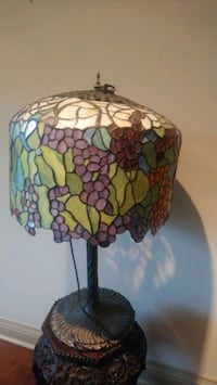 Stain glass Tiffany style lamp Mississauga, L5H 3W6