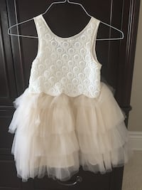 H&M flower girl dress Size 7/8  Hamilton, L9A 2S9