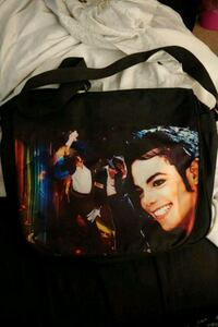 Michael Jackson tote bag Suitland-Silver Hill, 20746