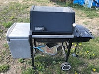 black and gray Weber gas grill Washington, 20018