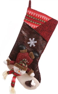 Christmas Stocking brand new  Kelowna, V1W 3H8