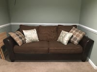 Convertable Sofa Bed (2 pieces couch set) Centreville