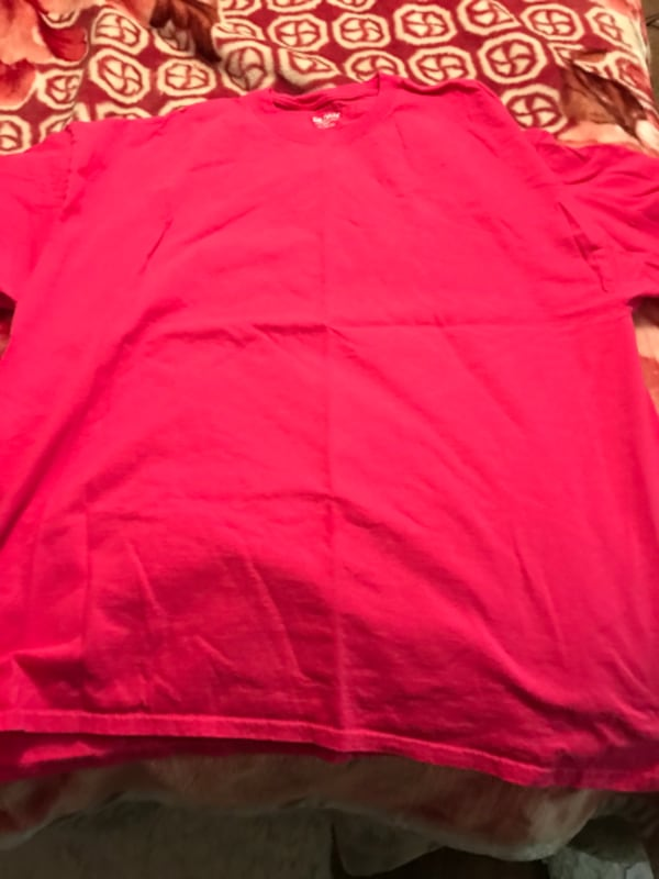 JUST REDUCED (2) tee shirts size 2X 72492513-f2ec-4878-89af-1b0a17edd2e9