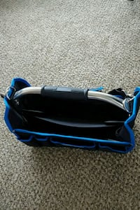 blue and black Mastercraft tool bag Barrie, L4N 7N2