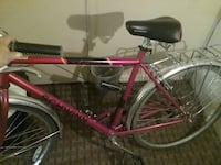 pink and black Schwinn road bike Tyler, 75702